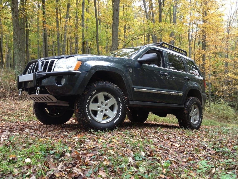 Jeep Grand Cherokee WK
